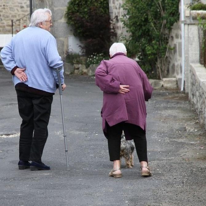 El envejecimiento poblacional de Castilla y León