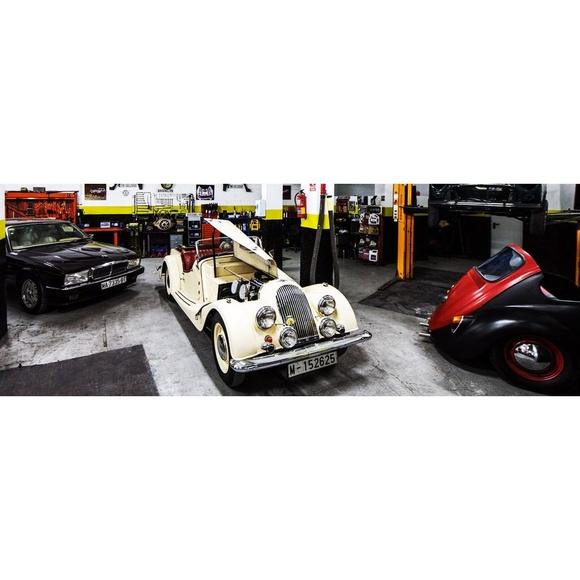 Vehículos clásicos : Servicios  de Brooklyn Car Service