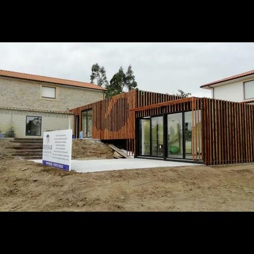 Rehabilitación de fachadas en Santander | Hefemar Empresa Constructora