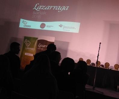 LAZARRAGA SARIAK - Premios Lazarraga