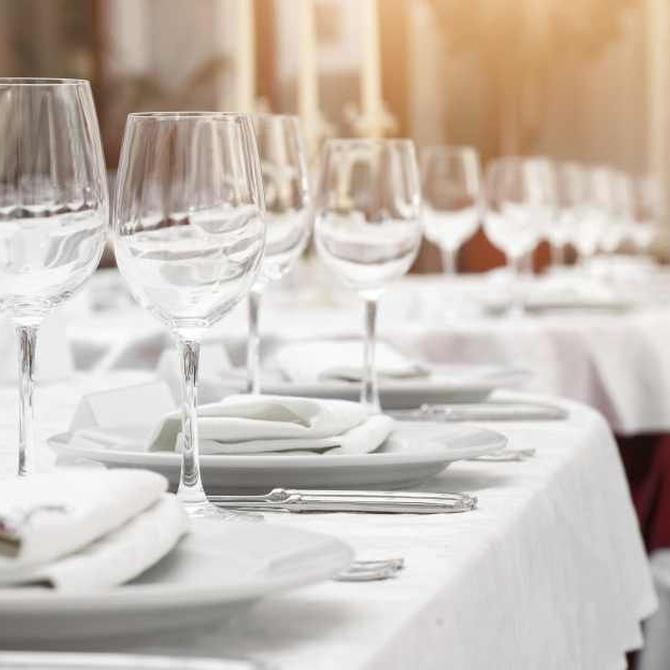 El mejor lugar para tus celebraciones es un restaurante