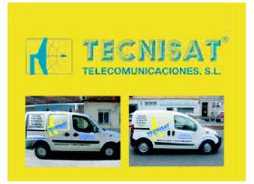 Cámaras de videovigilancia baratas y antenas en Madrid | Tecnisat Telecomunicaciones, S.L.
