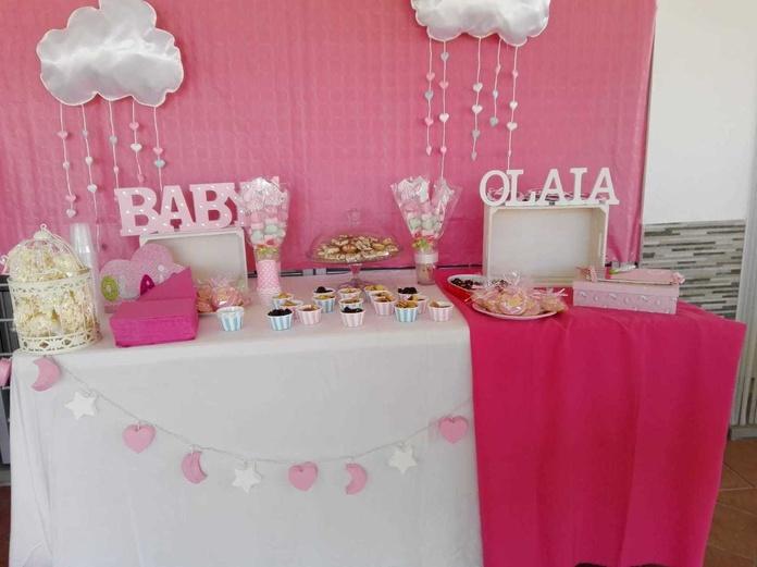 Mesa dulce para cumpleaños