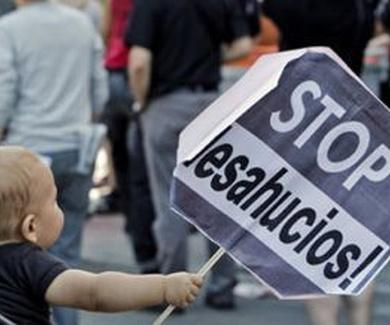EL SISTEMA DE DESAHUCIOS ESPAÑOL ES ILEGAL, SEGÚN LA JUSTICIA EUROPEA