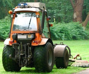 Reparación de maquinaria agrícola y jardinería