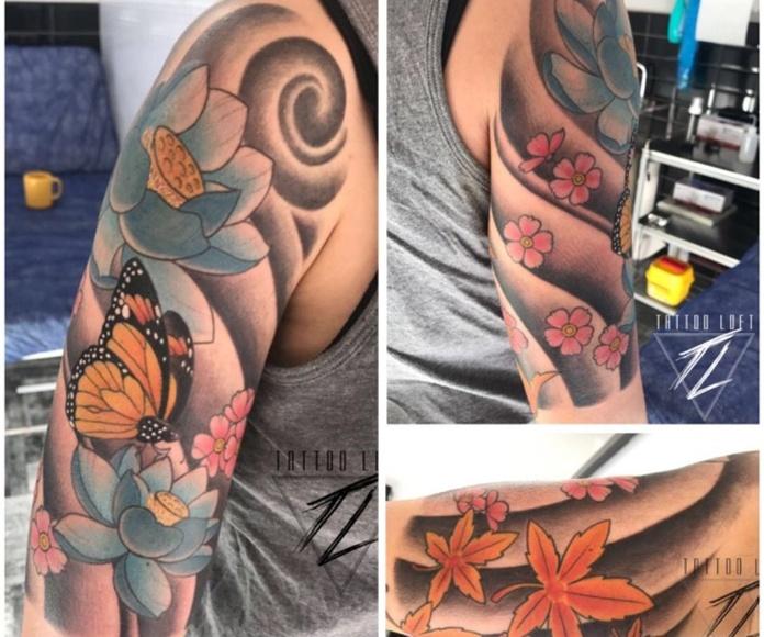Erik Batista o Duerik: Tatuadores de Tattoo Loft