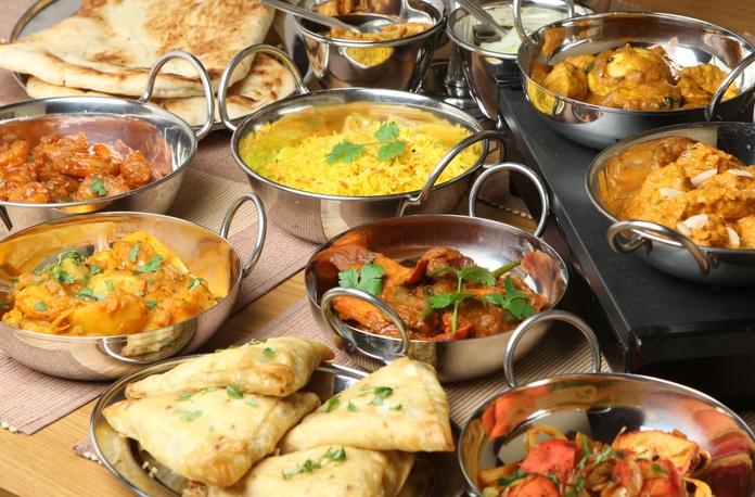 Special Dishes / Platos especiales: Carta de Basmati Indian Restaurant
