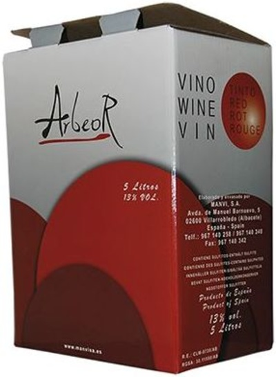 Cajas para vino: Manipulados Mendieta
