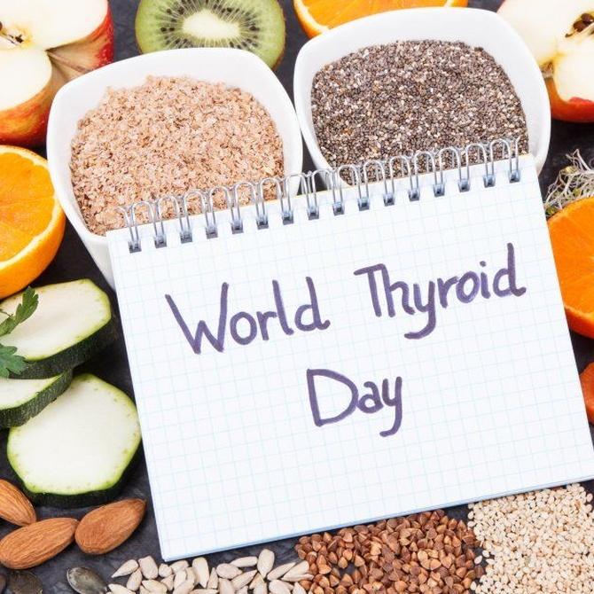 Alimentos perjudiciales para la tiroides