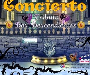 """La Aventura en  concierto """"Tributo a Los Descendientes"""""""