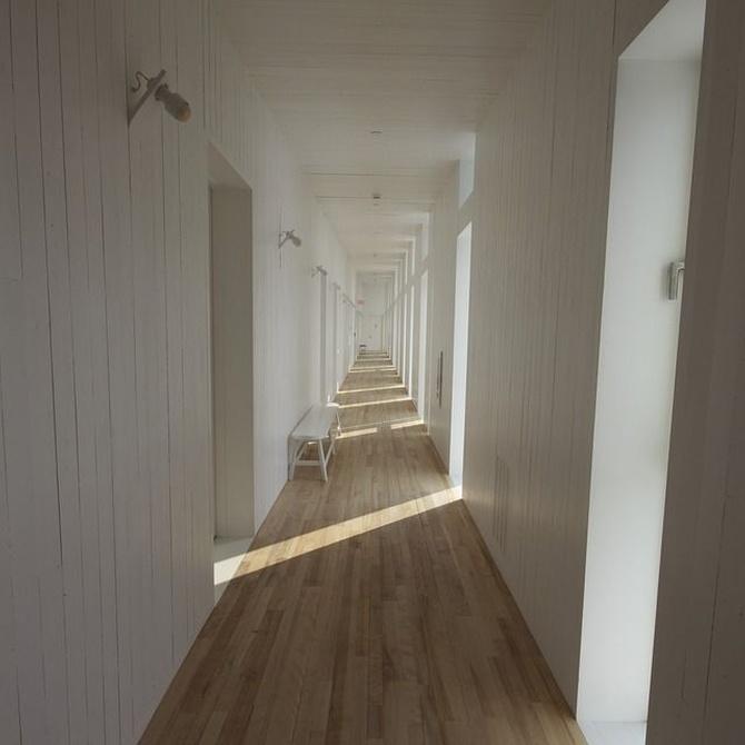 Ideas para pintar los pasillos