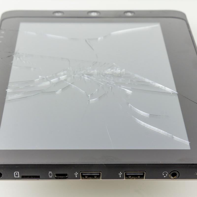 Reparación de pantallas tablet: Servicios de Informática Valdespartera