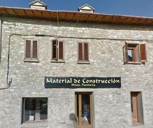 Materiales de construcción en Aínsa-Sobrarbe | Hermanos Fantova Materiales de Construcción