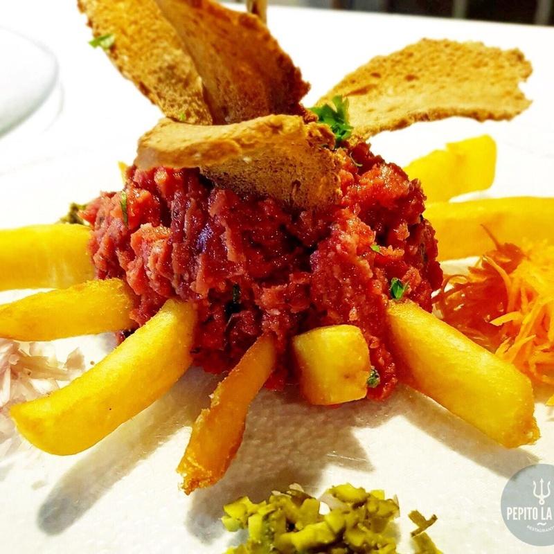 CARNES A LA BRASA: Nuestra carta de Restaurante Pepito La Flor