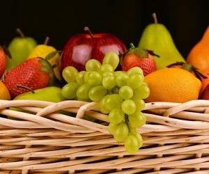 Cestas de frutas y verduras por encargo