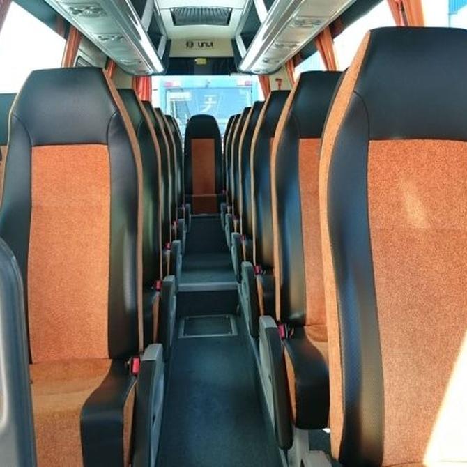 Consejos para un viaje cómodo y ameno en bus