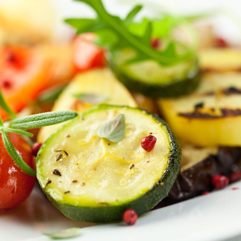 Salteado de Verduras a la Plancha: Nuestra Carta de Restaurante Coto do Rano