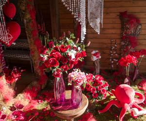 Adornos florales en Ponferrada