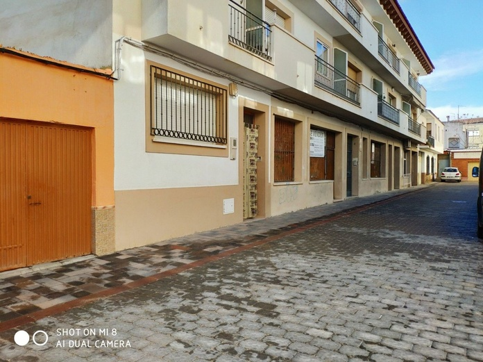 Venta de duplex calle Muñoz Seca: Inmuebles de ANTONIO ARAGONÉS DÍAZ PAVÓN