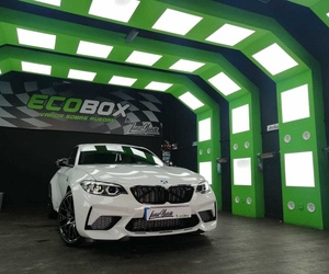 BMW M2 Competition Completo + Carnauba