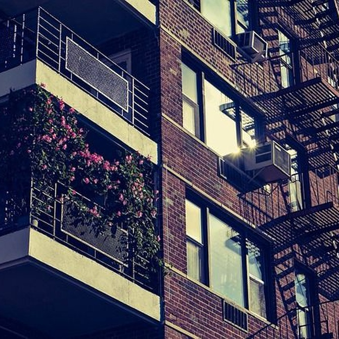 Requerimientos para la instalación de aire acondicionado en fachadas
