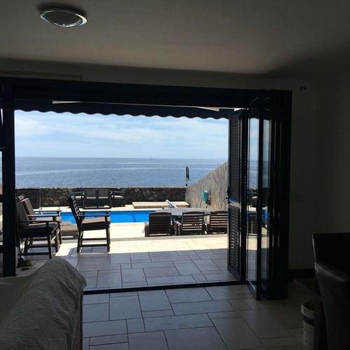 Puertas de aluminio y PVC en Lanzarote