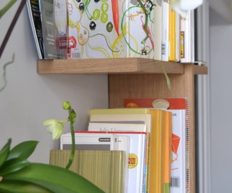 Tapicería: Productos y servicios de Muebles Marino