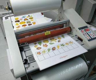 Adhesivos: Servicios de Cemeyka Digital