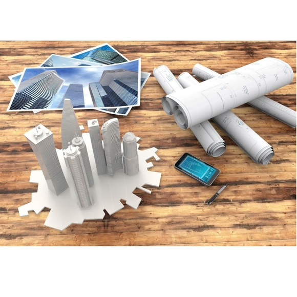 Diseños 3D: Servicios de Mascasas Arquitectura Joven