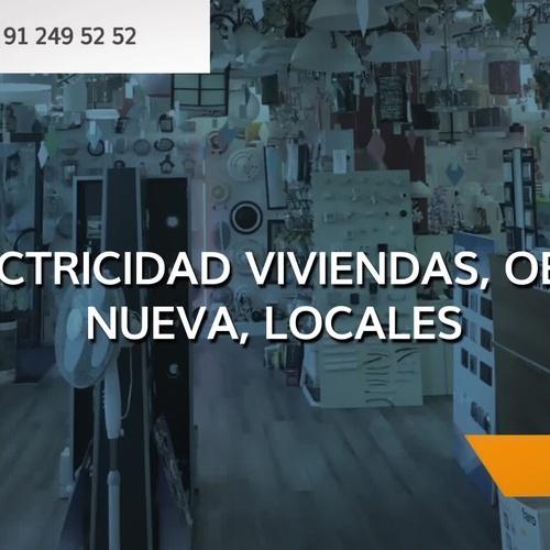 Tienda de lámparas en Parla - Luzalba