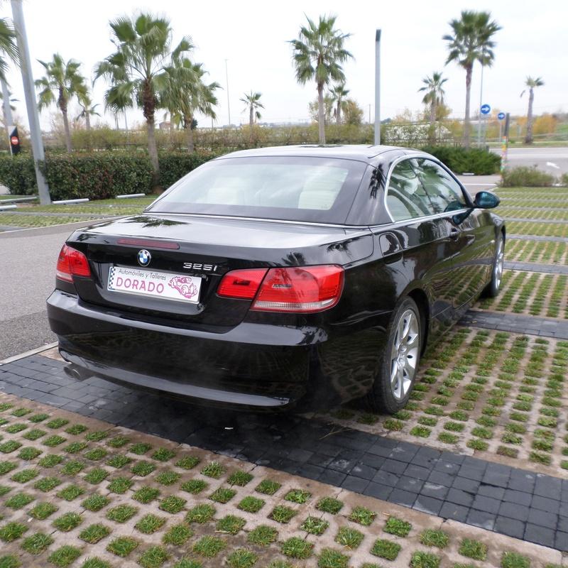 BMW 325 Cabrio 2007 85000 kms Automatico 17200€uros: Servicios de reparación  de Automóviles y Talleres Dorado