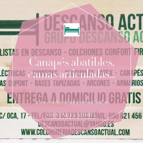 Colchones baratos en Carabanchel, Madrid | Descanso Actual