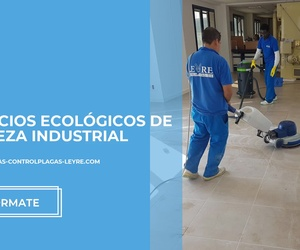 Empresas de Limpieza | Empresas de Limpieza en Pamplona | Leyre Superlimpiezas