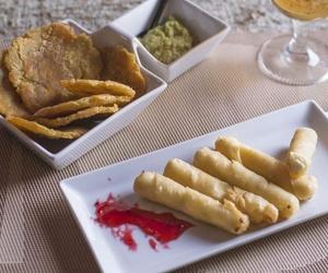 Tapas o aperitivos típicos venezolanos