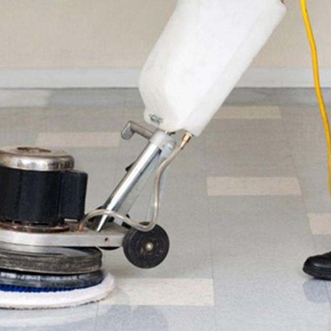 Servicio de limpieza de comunidades a medida del cliente