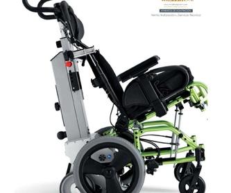 Plataforma vertical: Aparatos movilidad de Movilidad System