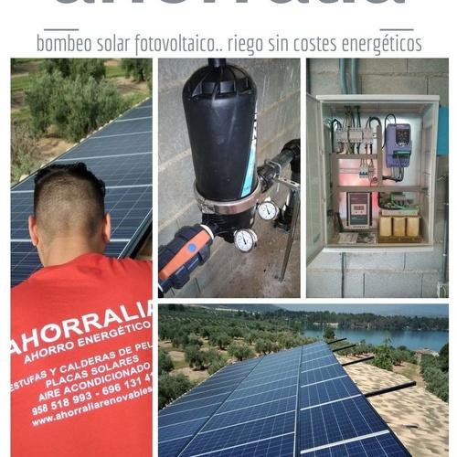 Estufas de biomasa en Almería | Ahorralia