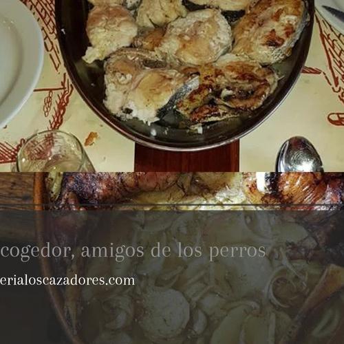 Asador restaurante en Sitges: Asador Brasería Los Cazadores
