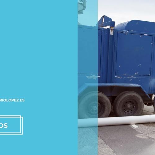 Desatascos de tuberías en Las Palmas | Desatascos Mario López