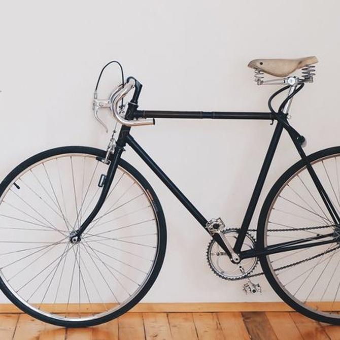 Consejos para guardar tu bicicleta en un trastero