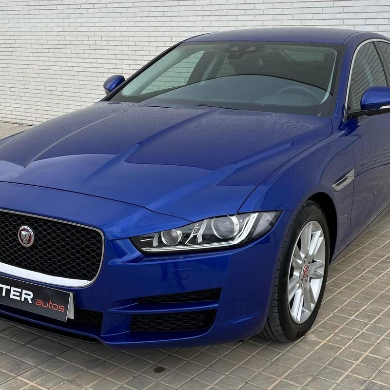Jaguar XE 2.0 Diesel 132 KW (180 CV) Auto Pure:  de ASTER Autos