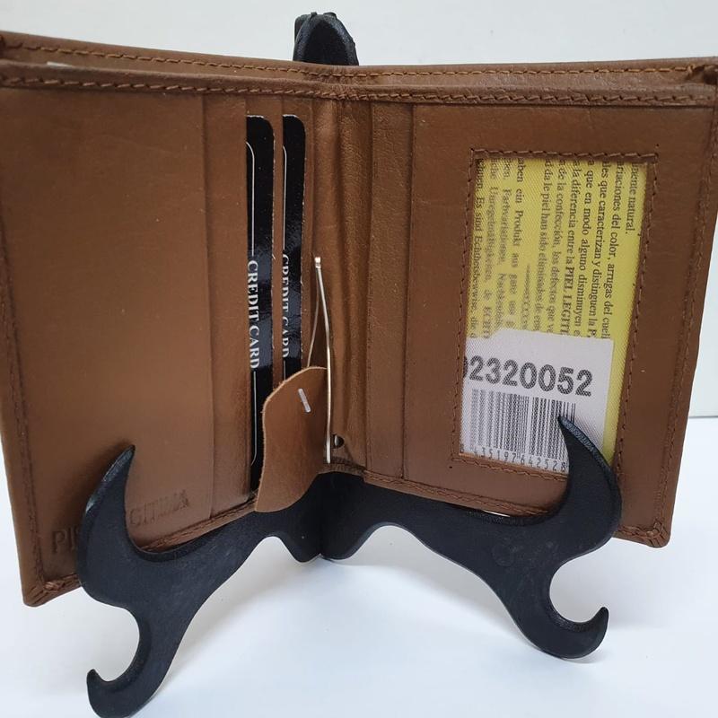 Cartera Metal Sujetabilletes: Productos de Zapatería Ideal