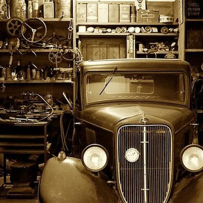 Evolución de las carrocerías del coche