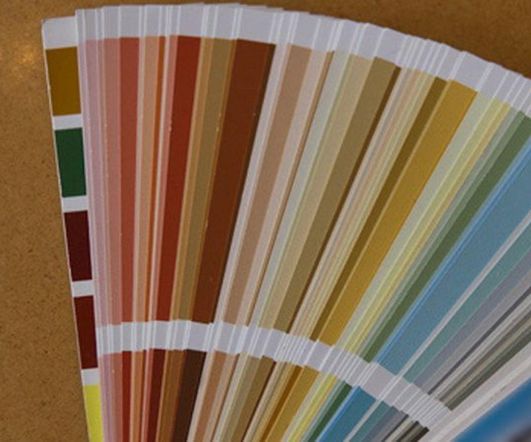 El influjo de los colores sobre el estado de ánimo