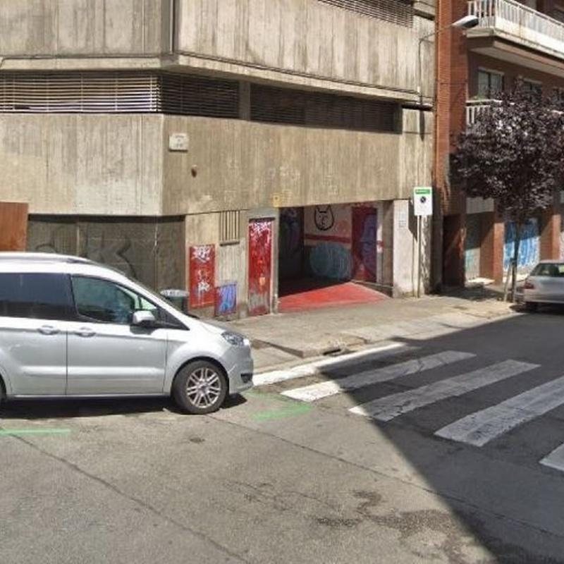 Plazas de parking para coche familiar: Nuestros inmuebles of CAC Investments