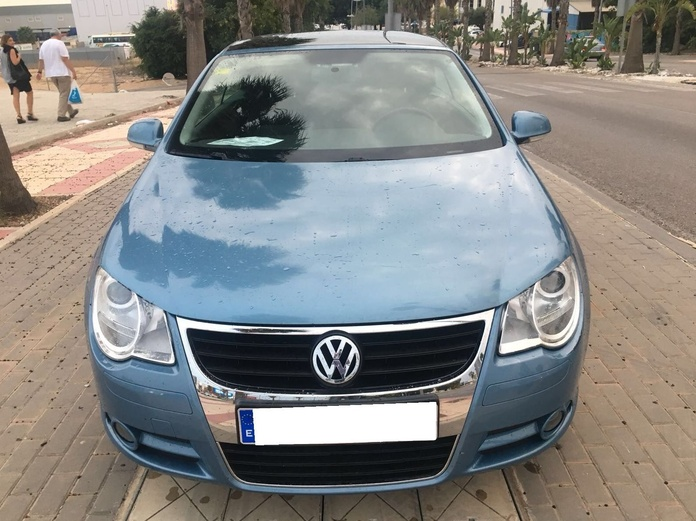 V.W. EOS TDI: COCHES DE OCASION de Navirent-Automóviles Parque Mediterráneo