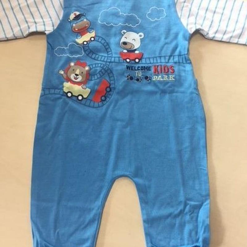 Pijama bebe talla 3-24 meses