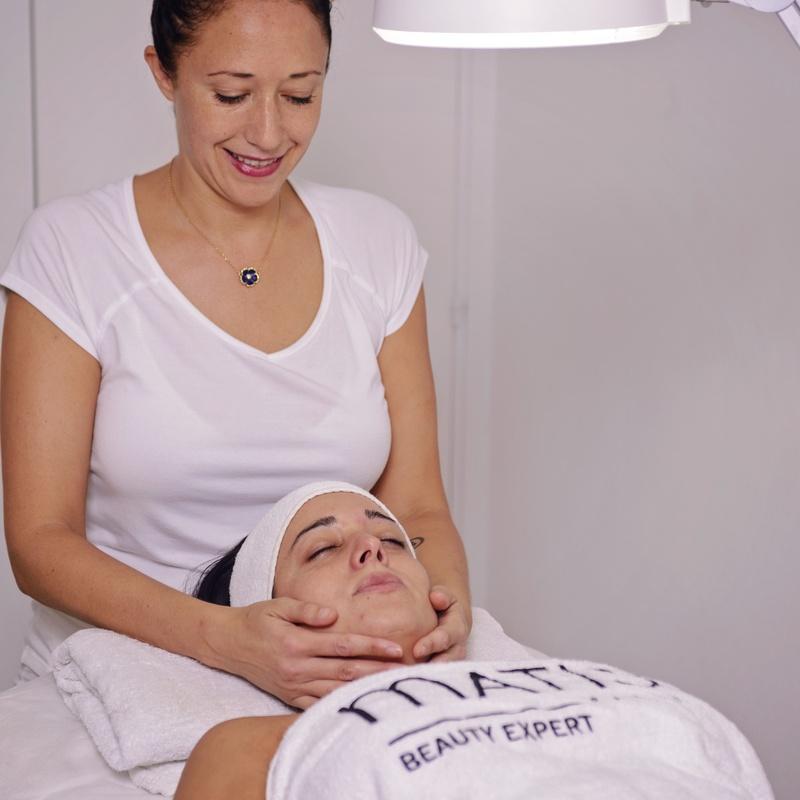 Tratamientos faciales : Servicios de Dala Estética y Masaje