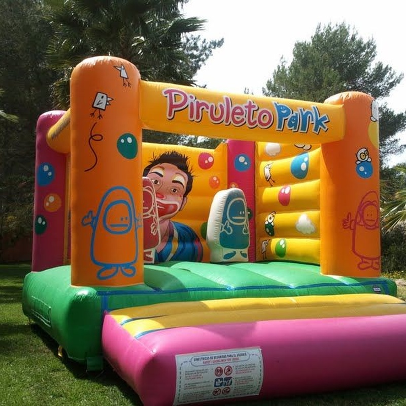 Baby Park: Nuestros servicios de Gran Piruleto Park