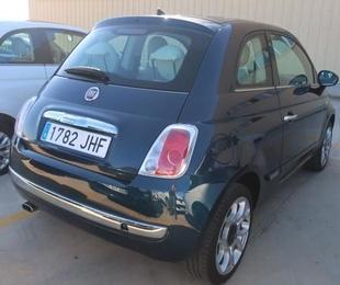 FIAT 500 1.2 LUONGUE    CON  67175km